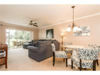 View, Great Community, Great Condo! This lovely home is