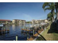 Ideal condo for the boater who wants a deeded slip/boat