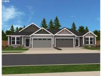 Gated Community! Attached Ranch plan features a vaulted