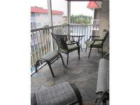 Beautiful updated, furnished 2bd/2ba. Very nice view on