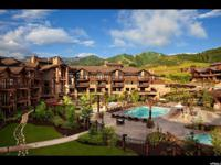 The Waldorf Astoria Park City is the ultimate in full