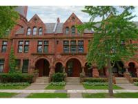 Stunning main floor condo, Riley Row, Historic