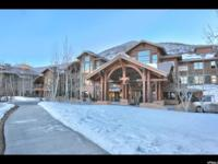 The Lodges is located in the heart of lower Deer Valley