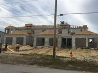 Gulf Access, New Construction! Estimated completed time