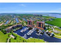 Cape Habour condo with the most amazing marina views