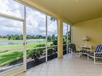 C.12734 - gorgeous views of lake and golf course.