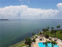 Stunning open water views of Boca Ciega Bay, the