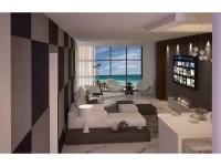 This Modern Luxurious Condo on Collins Ave is an