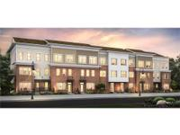 Move in spring 2017!Unique 4 story town homes with
