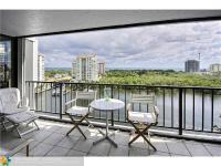 Intracoastal and ocean views from this immaculate