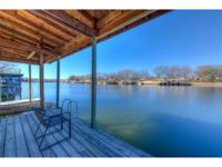 50' of Open Waterfront living on the Colorado arm of