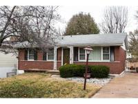 Cute little all brick bungalow on a nice level lot.