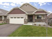 Detached one level VILLA living w/ FULL BASEMENT! Own