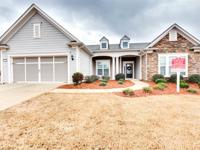 Dunwoody Way on the golf course with large screened