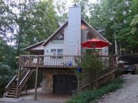 Impeccable Chalet on a gorgeous wooded Lot! This gem is