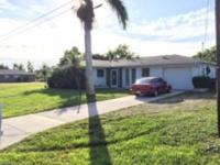 Location! 2 bd, 2 bath gulf access home w southern