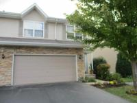 Great Roomy End Unit Townhome with many upgrades