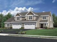 To be built! Tamarack elite two story living in an