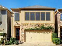 Beautiful, freestanding, two-story patio home in a