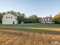 A must see property for anyone seeking acreage with a