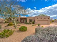 A Lovely Santa Fe style home with north/south
