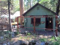 This charming Camp Sierra cabin is ready for your