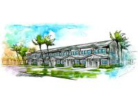 NEW Townhomes under construction in the heart of