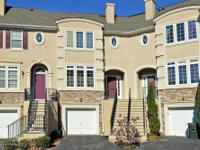 Gorgeous 3 Level Townhouse is truly a must see! Luxury