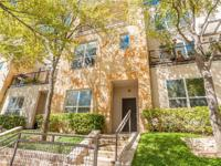 Located in the heart of Oak Lawn, this townhouse is