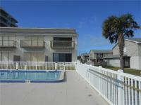 Directly on the beach! Oceanfront furnished townhome on