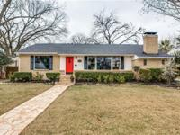 Wonderful, renovated home near White Rock Lake in great