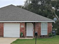 Half-duplex for sale in Wylie. Great starter home or