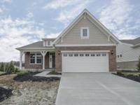 New construction by Fischer Homes in beautiful Shire at