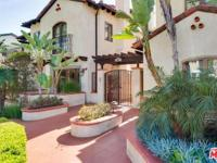 An enchanting Spanish Colonial style home of rare