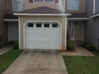 2 Bedroom Townhouse located off of Rucker Boulevard,
