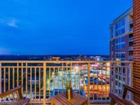 Wow! What a view of NW Atl from the 2 balconies and