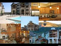 Located in Silverado Lodge in Park City Canyon Village