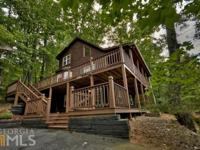 ^this rustic mountain cabin awaits you^this 3br/3ba +
