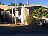 2 bedroom 2 bath mobile home in Chatsworth. In great