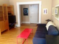 Available March 1, furnished 2 bedroom apartment on