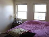 Beautiful, newly renovated 2 bedroom 3rd fl apartment