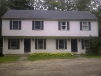 Open layout two Bedroom, 1.5 baths, 1 car garage,