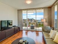 Fully furnished 2 bedroom, 2 bath condo in the Allure