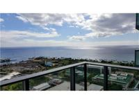 Panoramic view of Diamond Head, ocean and harbor at