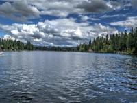 Spokane River, Otter Bay, 100' frontage, 1 acres, 2