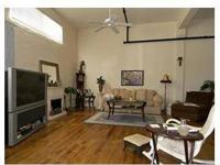 Ceiling Fans, Hardwood or Stained Concrete Floors,