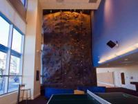 Two-Level, 5,276 Square Foot Fitness Center, Penthouse