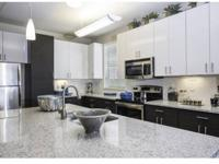 Brand New Apartment Homes Available, Stainless Steel or