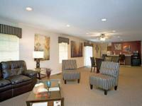 Open-Living Floorplans, Full Kitchens with Pantry,