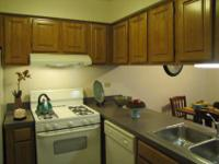 Warm maple cabinetry, FREE Heat, Water Gas, Ceramic